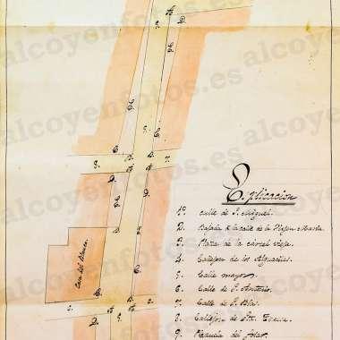 Plano de 1844